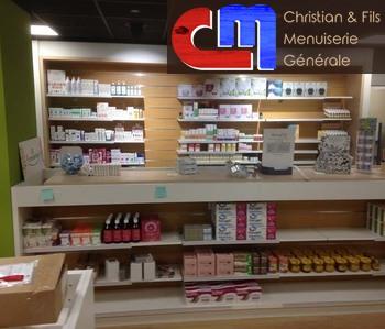 Menuiserie Christian - Boutique