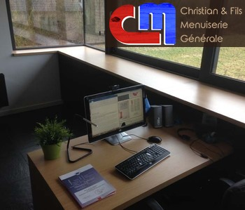 Menuiserie Christian - Bureaux
