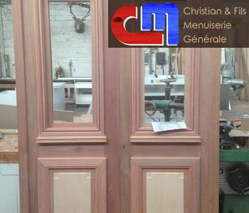 Menuiserie Christian - Portes