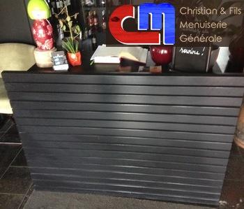 Christian et Fils Menuiserie Générale - Comptoir