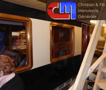 Christian et Fils Menuiserie Générale - Wagon Leo